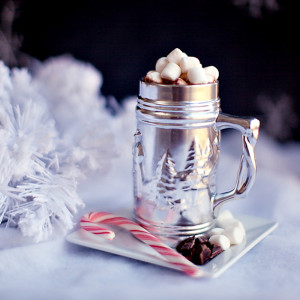Santa Clause's Spiked Cocoa {Disney Inspired Cocktail}